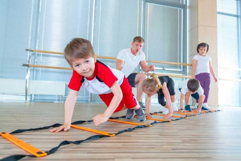 Athletic Training Kids 7-9 Jahre