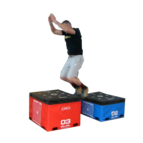 Seated Box Jump