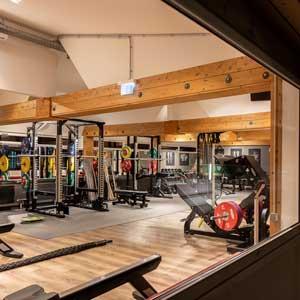 Fitness Studio Kraftraum Exenberger in St. Johann