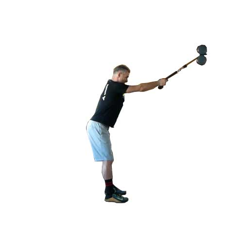 Lat Pull Cable Cross