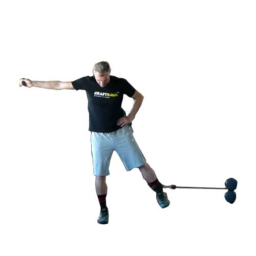 Hip adduction Cable Cross