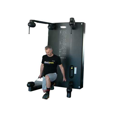 Split Squats Kinesis One