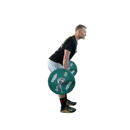 Romanian Deadlifts Langhantel
