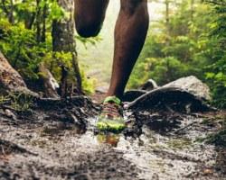 Krafttraining für Läufer Split Push
